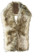 Hat Attack Faux Fur Long Collar