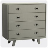 Laurette You and Me Chest of Drawers - Verdigris
