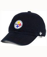 '47 Kids' Pittsburgh Steelers CLEAN UP Cap