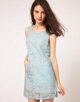 Kookai Lace Shift Dress