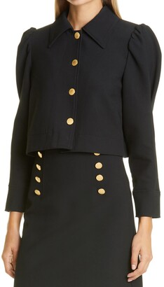 By Ti Mo Tailored Crop Jacket
