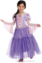 Disguise Purple Rapunzel Deluxe Dress - Kids
