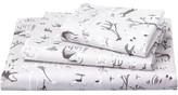 Toshi Toshi Cot Sheet Woven