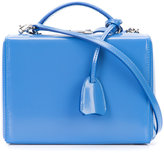 Mark Cross small boxy shoulder bag - women - Calf Leather - One Size
