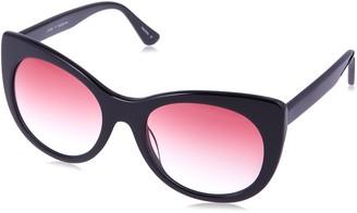 Joe's Jeans Women's JJ 1008 Modified Cat Eye Designer UV Protection Sunglasses