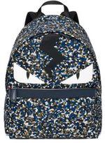 Fendi Granite-Print Monster Backpack