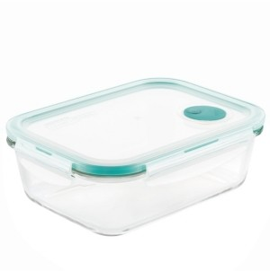 Lock n Lock Purely Better Vented Glass 34-Oz. Food Storage Container