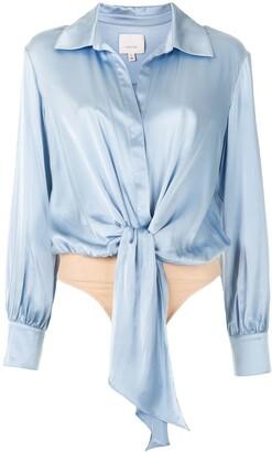Cinq à Sept Gracie shirt bodysuit