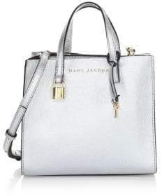 Marc Jacobs Mini Grind Leather Satchel Bag