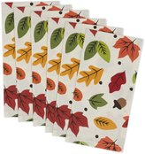 DII 100% Cotton, Oversized Napkin For Fall Holidays, Buffets, Parties, Special Occasions, or Everyday Use - Set of 6