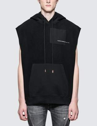 Marcelo Burlon County of Milan Ali Ring Sleeveless Hoodie