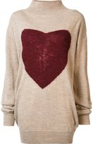 Vivienne Westwood heart jumper