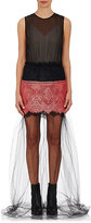 LOYD/FORD Women's Tulle & Silk Lace Gown