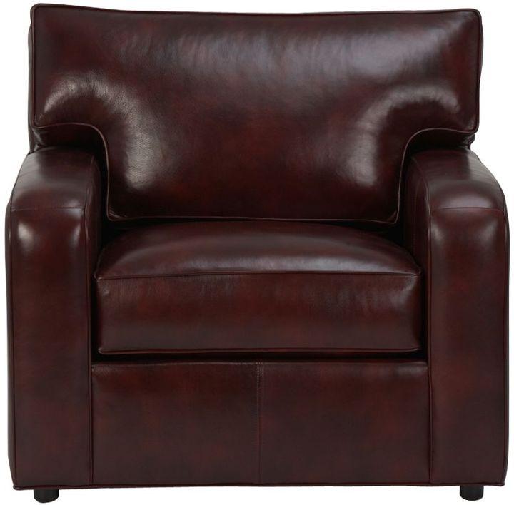 Ethan Allen Retreat track arm chair