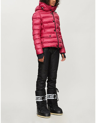 Moncler Armotech high-neck padded shell jacket