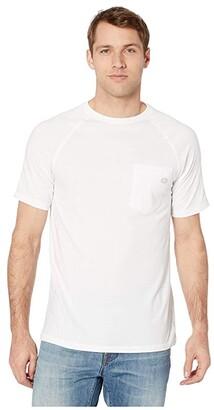 Dickies Temp-IQ Performance Cooling Tee (White) Men's T Shirt