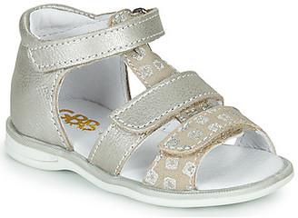 GBB NAVIZA girls's Sandals in Beige