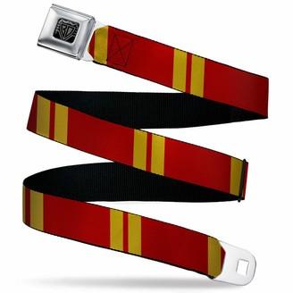 Buckle Down Buckle-Down Men's Seatbelt Belt Stripes Kids