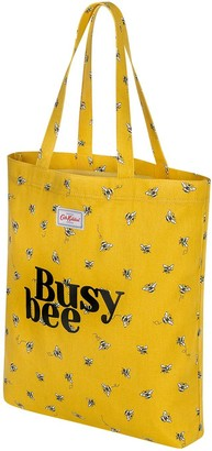 Cath Kidston Busy Bee Perfect Shopper Bag - Yellow