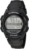 Casio Men's Digital Sport Watch W756B-1AV