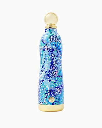 Lilly Pulitzer 16 Oz Squeeze The Day Water Bottle