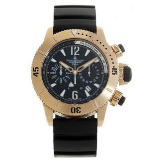 Jaeger-LeCoultre Jaeger Lecoultre Master Compressor Black Pink gold Watches