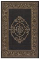 Couristan Antique Medallion Indoor/outdoor Rug