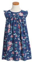 Tea Collection Toddler Girl's Kyoto Blooms Sleeveless Dress