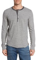 Grayers Men's Todd Slub Henley