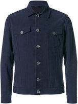 Eleventy classic collar jacket