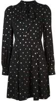 Marc Jacobs polka dot shift dress