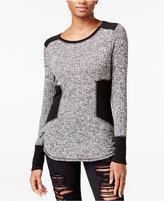 Rachel Roy Colorblocked Combo Sweater
