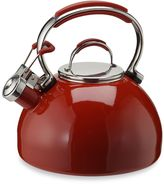 KitchenAid Porcelain Red 2-Quart Tea Kettle