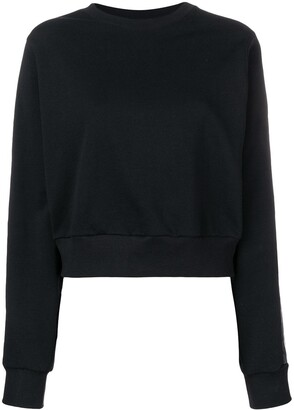 NO KA 'OI Tape Sleeve Sweatshirt