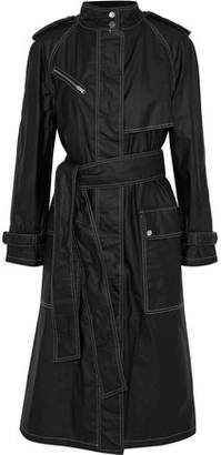 Belstaff Coated Cotton-shell Trench Coat