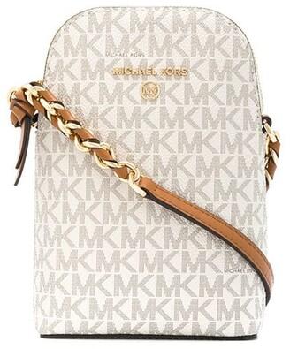 MICHAEL Michael Kors Small Logo-Print Crossbody Bag