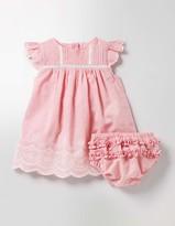 Boden Broderie Summer Dress