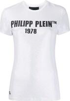 Philipp Plein TM studded slim-fit T-shirt