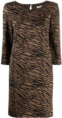 Liu Jo Animal-Print Shift Dress