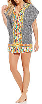 Trina Turk Brasilia Tunic Cover-Up