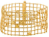 Moritz Glik 18K Sapphire Link Bracelet