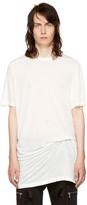 Rick Owens Off-white Level T-shirt