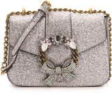 Aldo Women's Feronnel Crossbody Bag -Pink Metallic