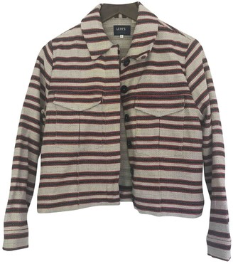 Levi's Made & Crafted Multicolour Cotton Jacket for Women