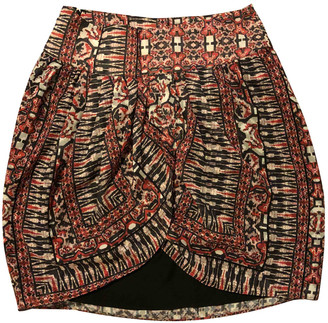 Berenice Multicolour Skirt for Women
