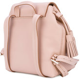 Kate Spade tassel detail backpack - women - Leather - One Size
