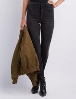 Charlotte Russe Refuge Hi-Rise Skinny Jeans
