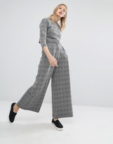 NATIVE YOUTH Wide Leg Pant Co-Ord