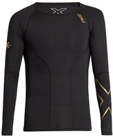 2XU Elite Compression long-sleeved performance top