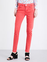 Sandro Skinny mid-rise jeans